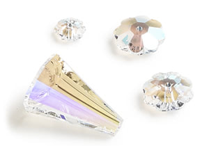 NEW Swarovski® Crystal Limited-Edition Crystal Shimmer Shapes