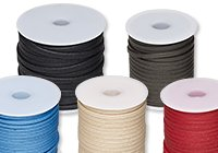 Flat Waxed Cotton Cord