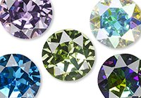 Celestial Crystal® Faceted Chaton Rhinestones