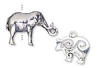 Animal Beads, Charms and Slides
