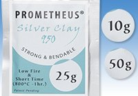 Prometheus Sterling Silver Clay 950 - Line Addition!