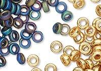 Miyuki Glass Spacer Beads