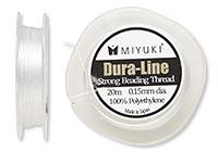 Dura-Line Beading Thread from Miyuki