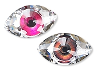Expanded Swarovski Eye Fancy Stone Color Selection