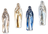 Swarovski® Virgin Mary Fancy Stone Line Expansion
