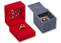 Laser-Cut Gift Boxes