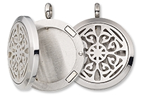 Stainless Steel Aromatherapy Lockets