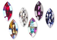 Swarovski Navette (4228) Fancy Stone - Color Additions