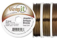 Customer-Requested Antique Bronze Wrapping Wire