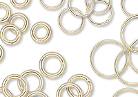 14Kt Gold-Filled Jump Rings