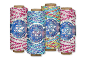 """Magical"" Hemptique® Hemp Cord Collection"