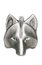 Wolf Pendants and Charms