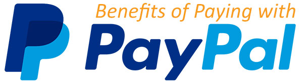 Benefits of Paying with PayPal