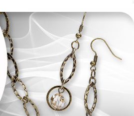 Design Idea C51H Necklace and Earring Set