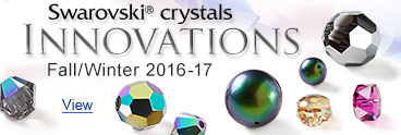 Swarovski Color & Shape Innovations for Fall/Winter 2016-17