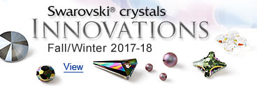 Swarovski Color & Shape Innovations for Fall/Winter 2017-18