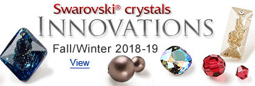 Swarovski Color & Shape Innovations for Fall/Winter 2018-19