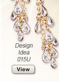 Design Idea 015U Earrings