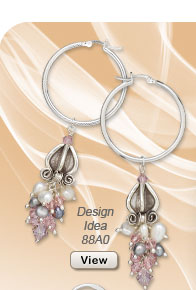 Design Idea 88A0 Earrings