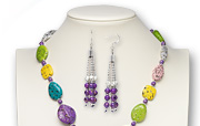 Design Idea B50J Necklace and Earring Set