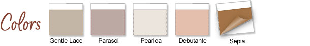 Beads and Focals in the Southern Belle Color Palette