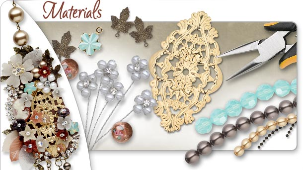 Materials and Components in the Southern Belle Trend