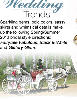 Spring/Summer 2013 Wedding Jewelry-Making Trends