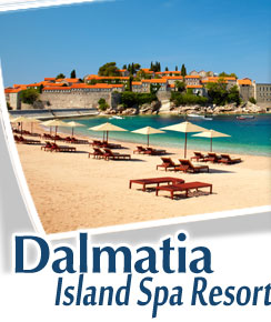 Dalmatia Island Spa Resort