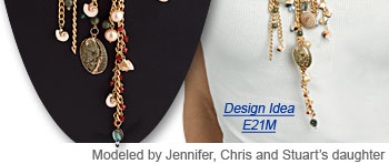 Design Idea E21M Necklace and Earring Set