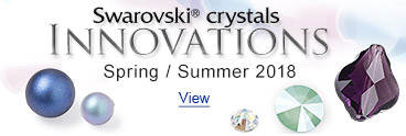 Swarovski Color & Shape Innovations for Spring/Summer 2018
