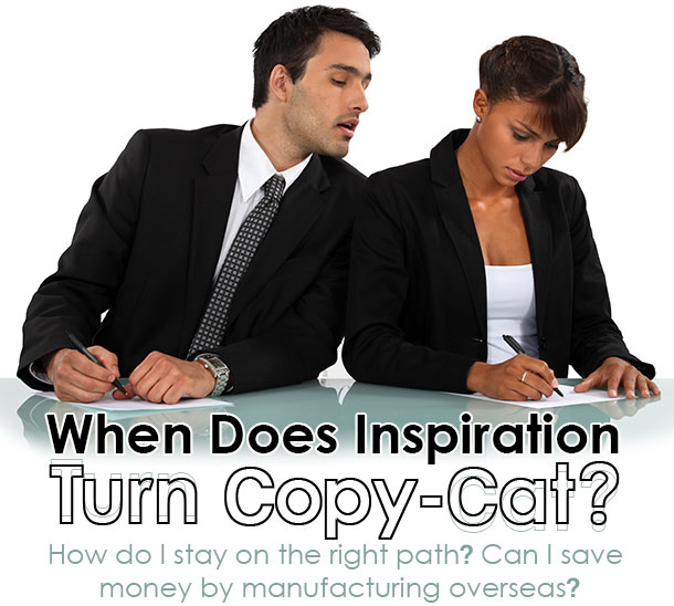 When Does Inspiration Turn Copy-Cat?
