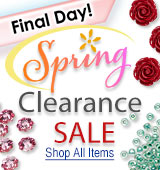 Spring Clearance Sale - Final Day!