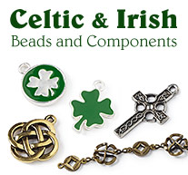 Shop for Celtic and Irish Jewelry-Making Supplies