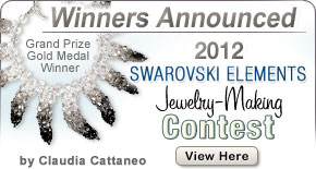Winners Announced for the 2012 SWAROVSKI ELEMENTS Jewelry-Making Contest