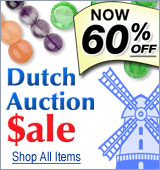Dutch Auction - Now 60% Off