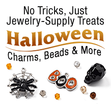 Halloween-themed Jewelry Supplies