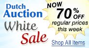 Dutch Auction - 70% off!