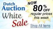Dutch Auction - 80% off!
