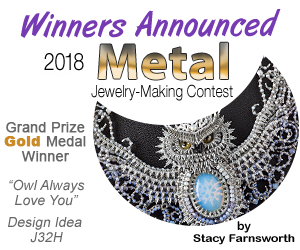 Fire Mountain Gems and Beads 2018 Metals Contest Winners Announced!