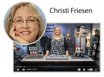 View Christi Friesen Jewelry-Making Videosfriesen