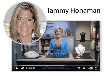 View Tammy Honaman Jewelry-Making Videoshonaman