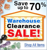 Warehouse Clearance Sale - Save up to 70%