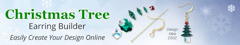 Christmas Jewelry-Making Supplies