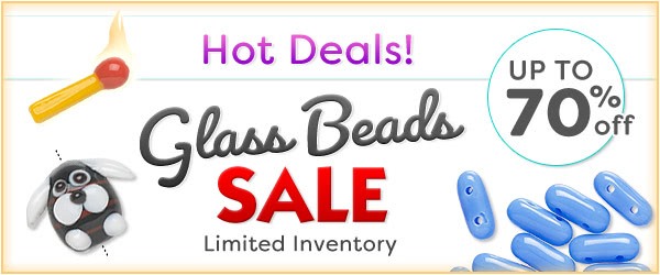 Wholesale Beads and Jewelry Making Supplies - Fire Mountain