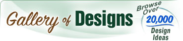 Gallery of Designs