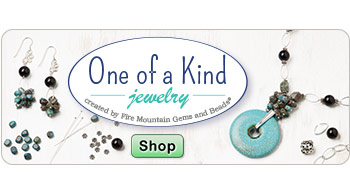 One of a Kind Jewelry - Created by Fire Mountain Gems and Beads