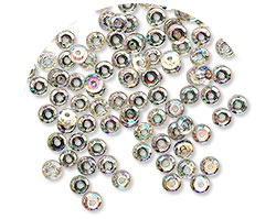 Czech Glass Rhinestone Flat Backs