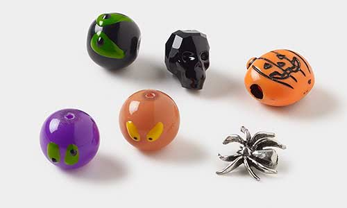 beads - Halloween Themed Pictures