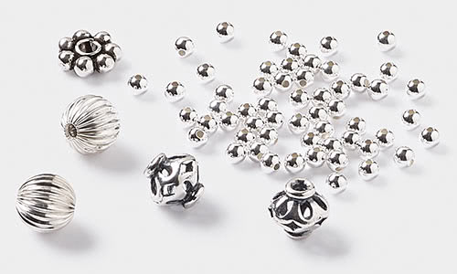 shop fire mountain material sterling silver beads and jewelry making category sterlingsilver supplies gems