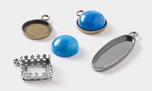 Jewelry Settings And Mountings Fire Mountain Gems And Beads